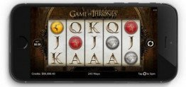 Game of Thrones mobiilissa