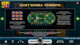 Lucky Wheels