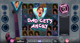 Dad Gets Angry -toiminto