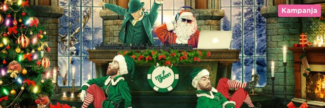 Mr Green casino x-mas 2016